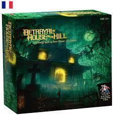 Betrayal at House on the Hill FR