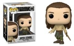 Game of Thrones Series - #89 - Arya Stark in training