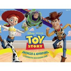 Toy Story - Obstacles and Adventures