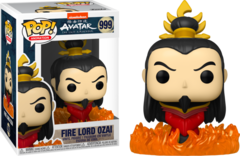 Animation Series - #999 - Fire Lord Ozai (Avatar The Last Airbender)