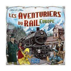 Les aventuriers du rail: Europe FR