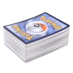 100 Common Pokémon Cards