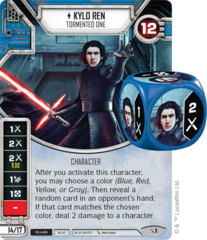 Kylo Ren - Tormented One