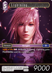Lightning - PR-003 - Foil