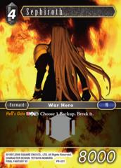 Sephiroth - PR-001 - Non Foil