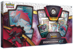 Shining Legends Zoroark-Gx Box