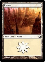 1 Random Plains (Black Border)
