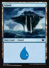 1 Random Island (Black Border)