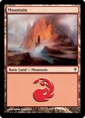 1 Random Mountain (Black Border)