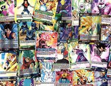 100 Rare Dragon Ball Super Cards