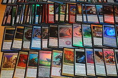 100 FOIL Rares Magic Cards