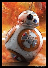 Star Wars: The Force Awakens Art Sleeves (50) - BB-8
