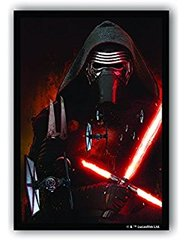 Star Wars Limited Edition Card Sleeves - Kylo Ren - 50ct