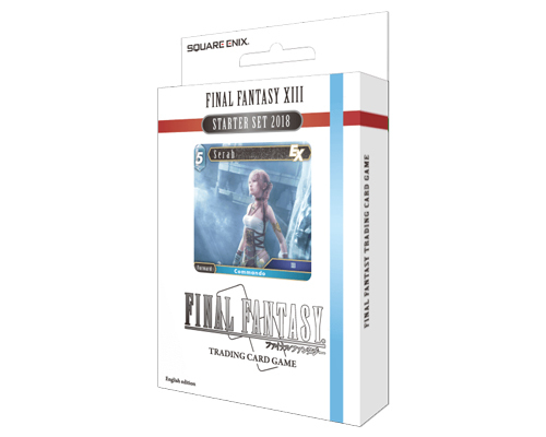Final Fantasy XIII Starter Set 2018