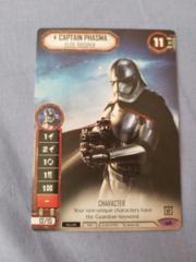 Captain Phasma - Elite Trooper (Plastic Promo)