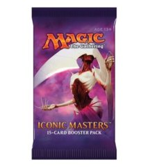 Iconic Masters - Booster Pack