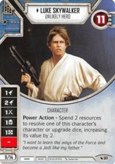Luke Skywalker - Unlikely Hero (with 2 dice)