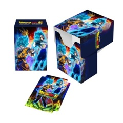 Ultra Pro - SSB Goku and Vegeta Deck Box