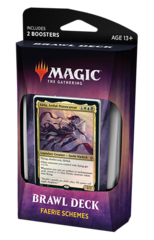 Throne of Eldraine Brawl Deck - Faerie Schemes