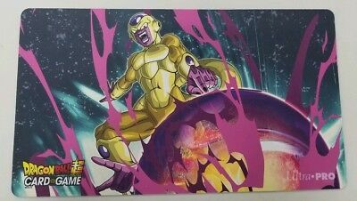Golden Frieza Playmat