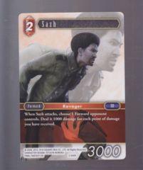 Sazh 2-006R - Promo - Non Foil