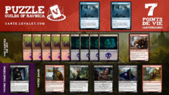Puzzle Guilds of Ravnica