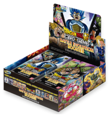 Battle Evolution Booster Box