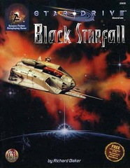 Alternity: StarDrive Adventure Black Starfall