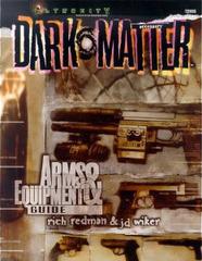 Alternity: Dark Matter Arms & Equipment Guide