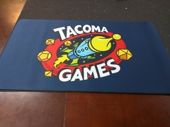 Tacoma Games playmat