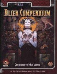 Alternity: StarDrive Alien Compendium