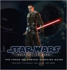 The Force Unleashed Campaign Guide -- Saga Edition