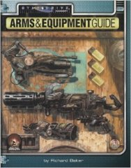 Alternity: Star Drive Arms & Equipment Guide