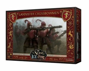 A Song of Ice and Fire Lannister Crossbowmen
