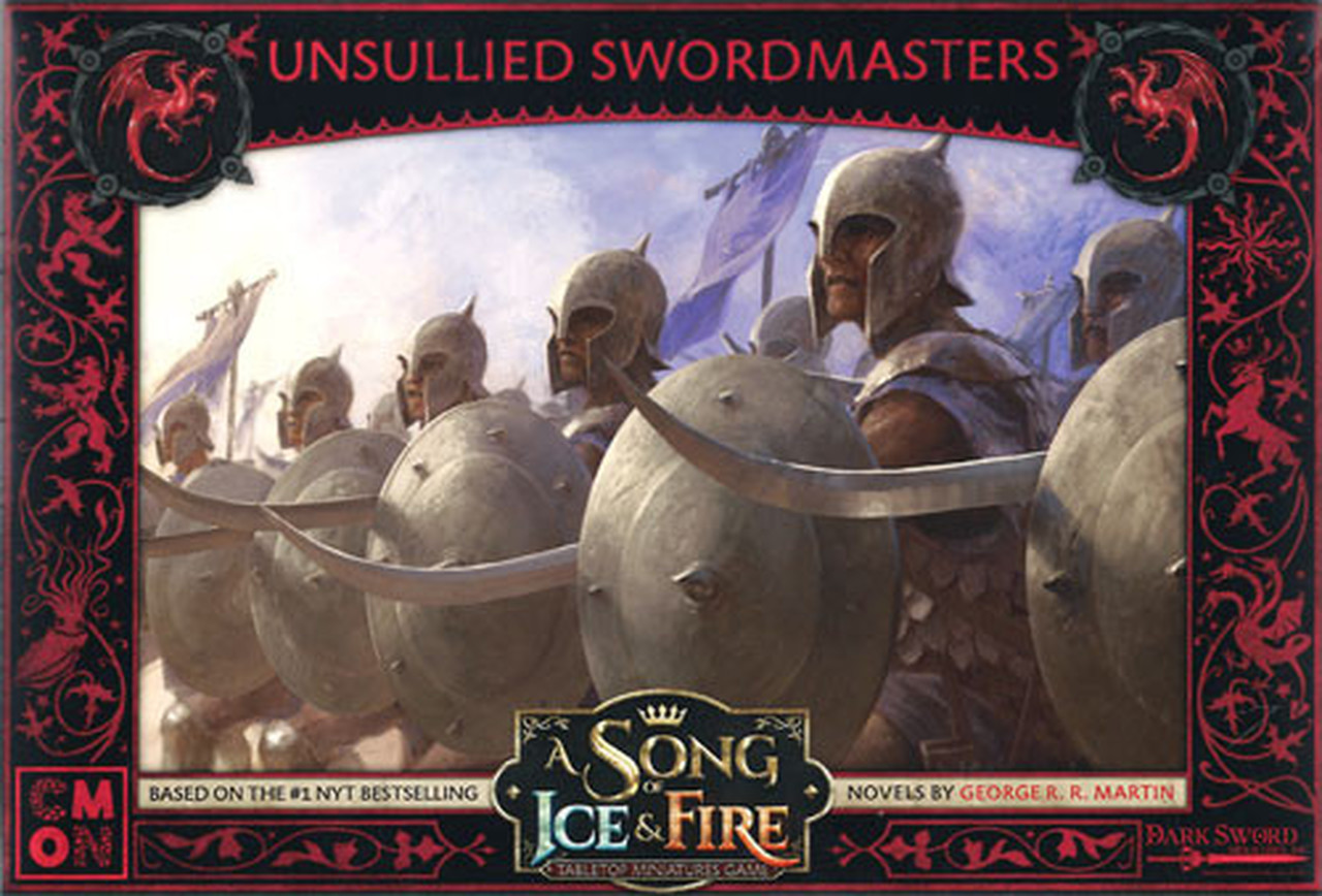 Song of ICE & Fire Unsullied Swordsman