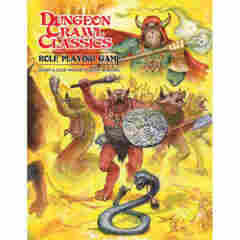 Dungeon Crawl Classic Core Rulebook