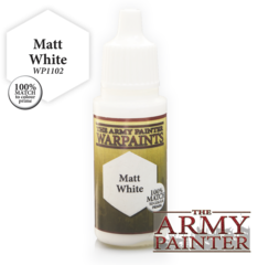 Army Painter Warpaints Matt White