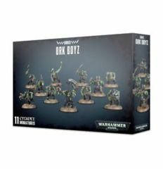 Warhammer 40K Ork Boyz