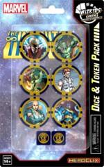 Heroclix Infinity Watch Dice & Tokens Pack