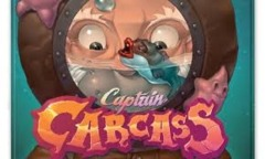Captain Carcass Play Mat