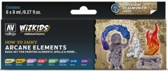Wizkids Premium Paints Arcane Elements