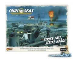 Cruel Seas Strike Fast, Strike Hard! Starter Set