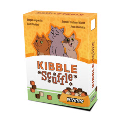 Kibble Scuffle Board Game