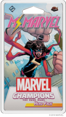 Marvel Champions Ms Marvel Hero Pack