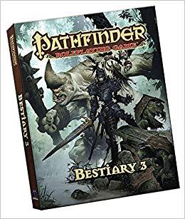 Pathfinder: Bestiary 3