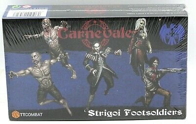 Carnevale Strigoi Footsoldiers