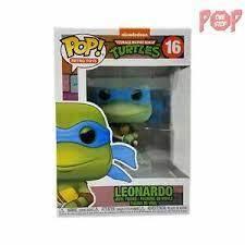 Funko Pop Leonardo TMNT