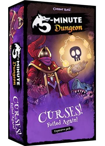 5 Minute Dungeon: Curses, Foiled Again!