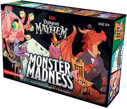 Dungeon Mayhem Monster Madness