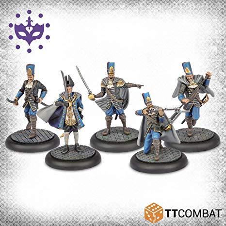 Carnevale  Patricians City Guard